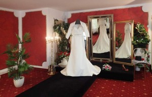 Brautmoden in Franken